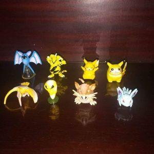 Φιγούρες Pokemon tomy