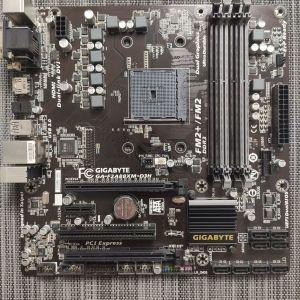 Μητρική Socket FM2+ Gigabyte GA-F2A88XM-D3H