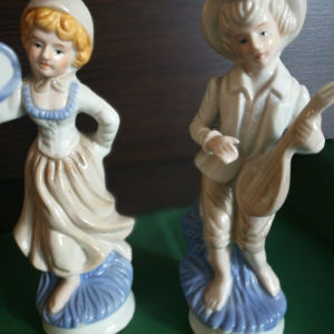 αγαλματιδια πορσελάνι vintage