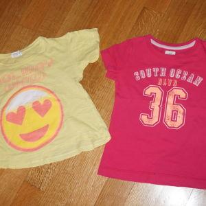2 μπλουζακια για 4χρ