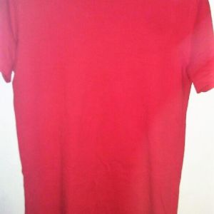 T shirt μακο κοκκινο m