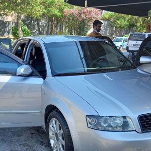Audi A4 ,2002 μοντέλο, 20v ,1800 cc ,150hp