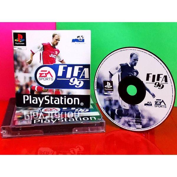FIFA99 (PS1)
