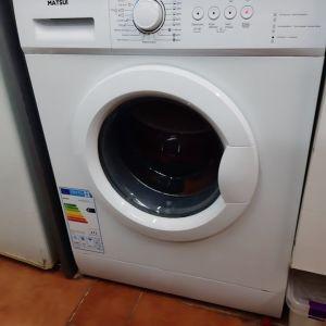 σχεδόν αχρησιμοποίητο πλυντήριο matsui
