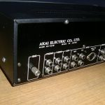 ΟΛΟΚΛΗΡΩΜΕΝΟΣ   ΕΝΙΣΧΥΤΗΣ   AKAI    AA - 5210