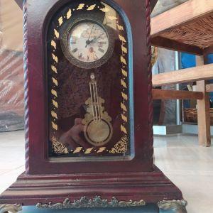Επιτραπέζιο ρολόι αντίκα