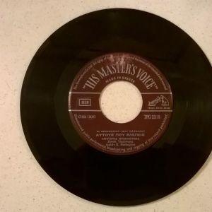 Vinyl record 45 - Γρηγόρης Μπιθικώτσης