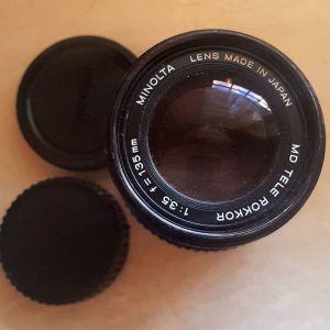 ΦΑΚΟΣ MINOLTA Lens