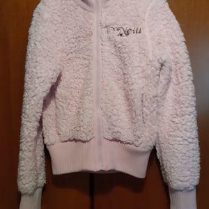 Πωλείται επωνυμο πανωφόρι O'Neill ροζ πούδρα πολύ ζεστό και πρακτικό νούμερο small σε πολύ καλή κατάσταση ελάχιστα φορεμένο 80€!