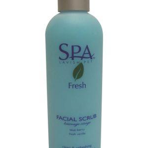 Scrub Spa Tropiclean για καθαρισμό και αφαίρεση λεκέδων δακρύων