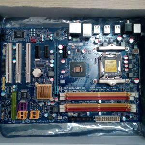 Gigabyte GA-P35-DS3 / Core 2 quad Q9650