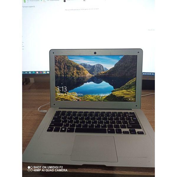 """polite Laptop 13.3"""" logo agoras kenourgiou"""
