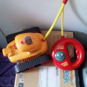 αυτοκινιτακι με τηλεκοντρολ