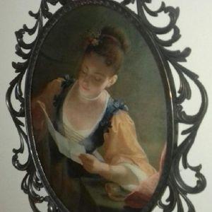 Παλαιός πίνακας.