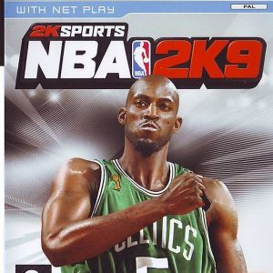 NBA 2K9 - PS2
