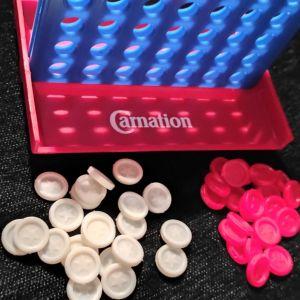 Πωλείται Παιδικό Παιχνίδι 4 In A Row by CARNATION