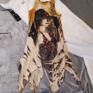 φόρεμα ασυμετρο