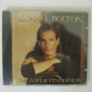 "MICHAEL BOLTON ""TIME,LOVE&TEDERNESS"" - CD"