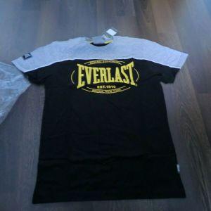 EVERLAST VINTAGE BOXING T-SHIRT μπλουζακι
