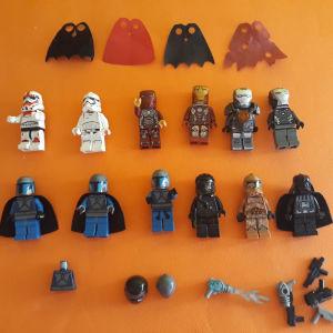 Lego minifigures star wars πακέτο