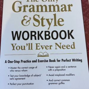 The only grammar & style workbook you ll ever need Susan Thurman