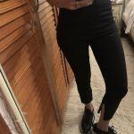 Μαύρο Παντελόνι skinny - Zini Boutique