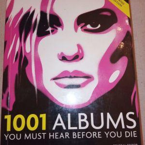 """Μουσικό βιβλίο """"1001 albums you must hear before you die"""""""
