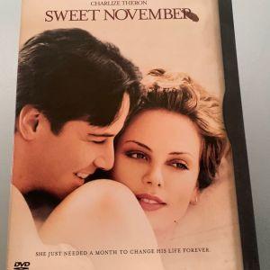 Sweet November αυθεντικό dvd
