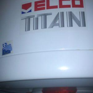 Πωλείται  BOILER  ELCO TITAN  80  λίτρα κατάλληλο για 3-4 άτομα ΚΑΘΘΕΤΗ ΤΟΠΟΘΕΤΗΣΗ