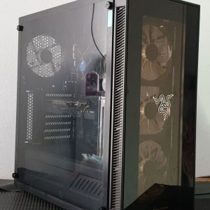 Gaming PC+ΠΕΡΙΦΕΡΙΑΚΑ RAZER+Gaming Καρεκλα.