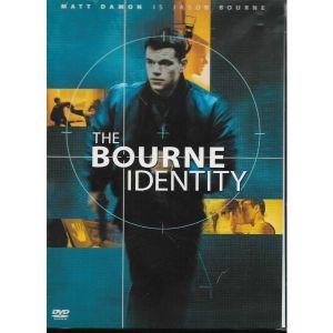 3  DVD / ΣΕΙΡΆ / THE BOURNE /  ORIGINAL DVD /
