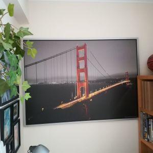 Πίνακας Golden Gate Bridge - San Francisco (από ΙΚΕΑ)