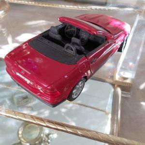 Αυτοκίνητο συλλεκτικό κλίμακα 1:18 Mercedes Benz SLK 230