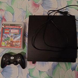 Πωλείται PS3 μεταχειρισμενο χωρίς HDMI (3 κασέτες)