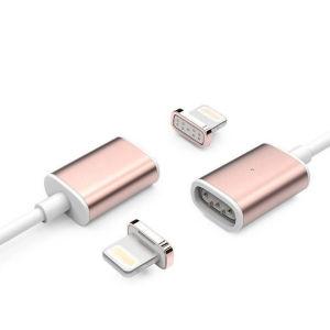 Μαγνητικό καλώδιο γρήγορης φόρτισης Earldom ET MC06 ροζ