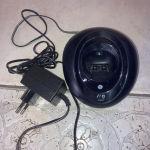 Ασύρματο τηλέφωνο μαύρο χρώμα