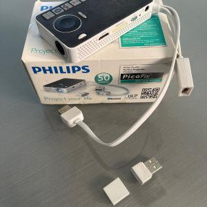 προτζέκτορας τσέπης Philips picopix PPX 4350 wireless