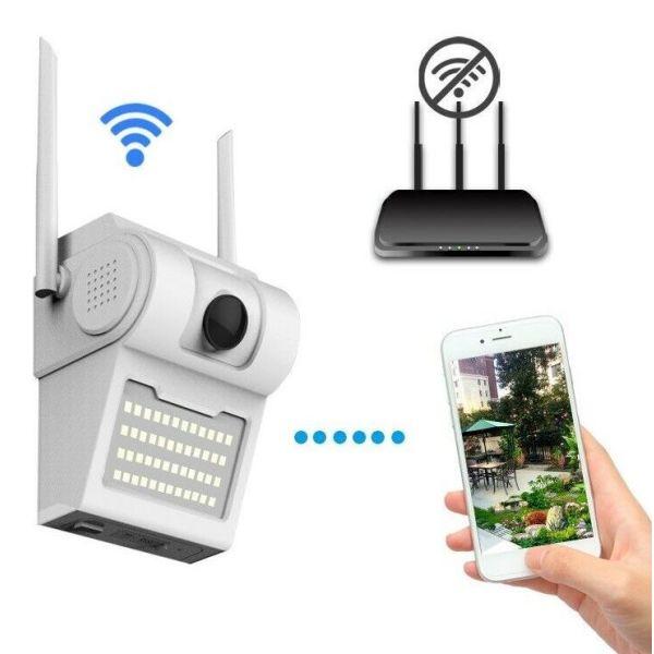 35E    exoteriki asirmati lampa kamera tichou Wall Lamp Camera V380 – adiavrochidealmarket.store