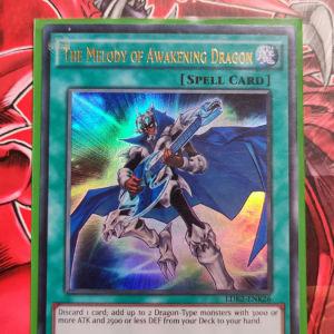 The Melody of Awakening Dragon Ultra Rare