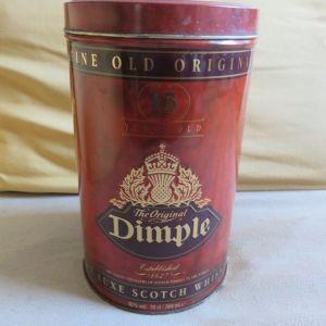 Μεταλλικο κουτι Dimple