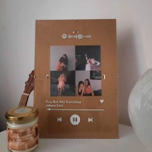 spotify glass plaques