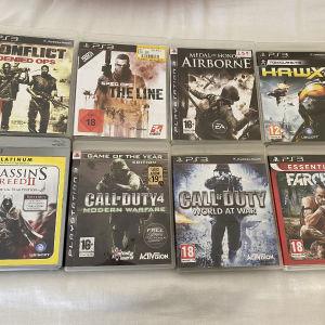 8 Παιχνίδια PlayStation 3 στα 40€