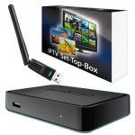 TV BOX MAG 250 MULTIMEDIA PLAYER TV SET TOP BOX IPTV