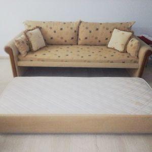 Καναπές κρεβατι