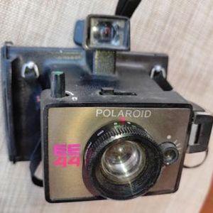 Polaroid  ΕΕ 44 LAND CAMERA