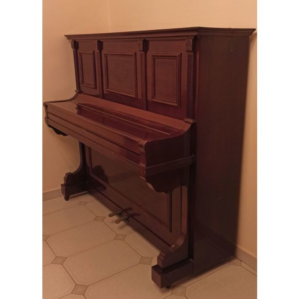 klassiko piano (Herman Ritter, Upright, Bayonet)