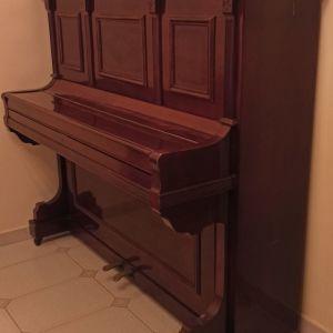 Κλασσικό Πιάνο (Herman Ritter, Upright, Bayonet)