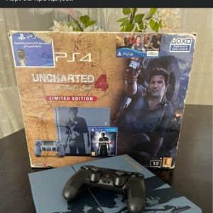 PS4 1TB LIMITED EDITION