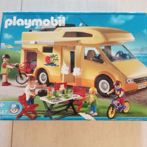 Playmobil 3647 Τροχόσπιτο