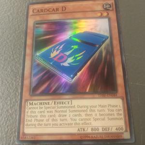 Cardcar D (Super Rare)